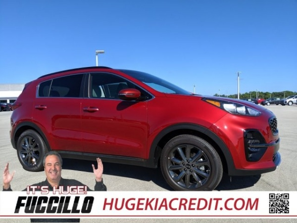 2020 Kia Sportage in Port Charlotte, FL