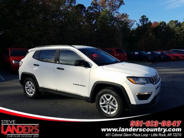2019 Jeep Compass in Little Rock, AR