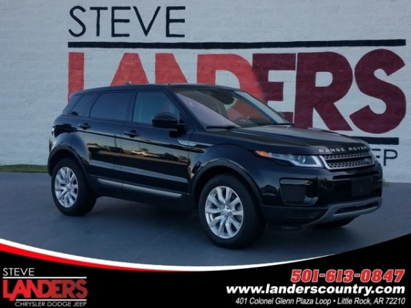 2018 Land Rover Range Rover Evoque in Little Rock, AR