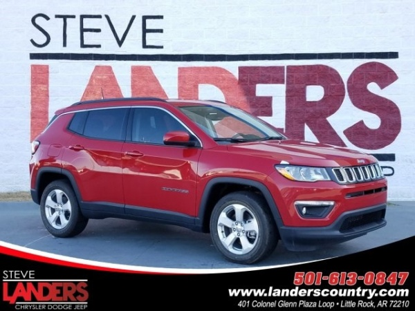 2020 Jeep Compass in Little Rock, AR