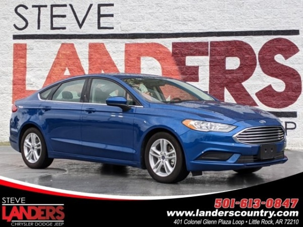 2018 Ford Fusion in Little Rock, AR