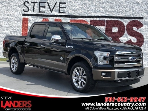 2017 Ford F-150 in Little Rock, AR