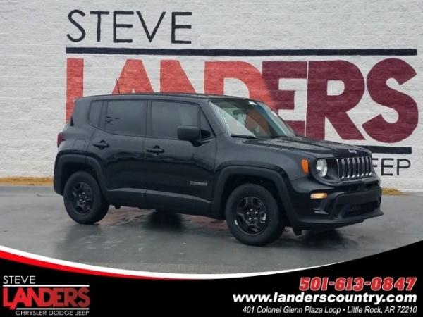 2020 Jeep Renegade in Little Rock, AR