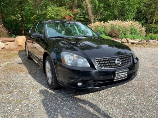 Used 2005 Nissan Altima 2.5 S Auto For Sale In Bloomingdale, NJ