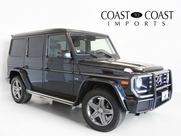 2017 Mercedes-Benz G-Class in Indianapolis, IN