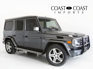 cd4e81af1d 2011 Mercedes-Benz G-Class G 55 AMG 4MATIC for Sale in Indianapolis