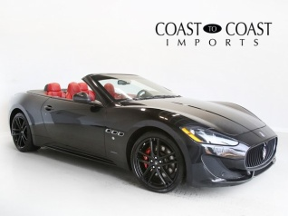 2017 Maserati Granturismo Mc Convertible For In Indianapolis