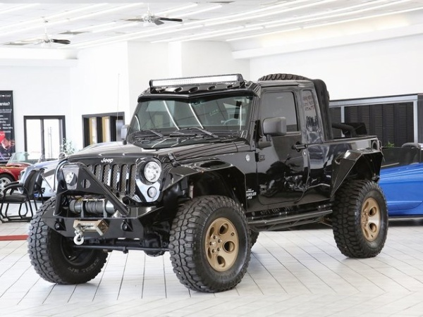 2014 Jeep Wrangler in Indianapolis, IN