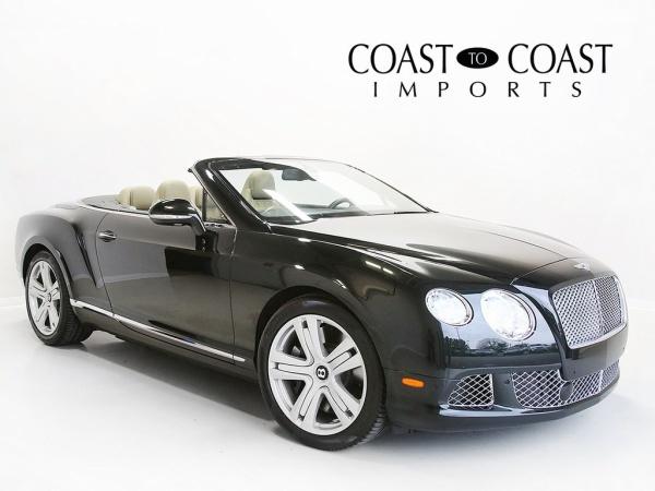 2013 Bentley Continental GT W12