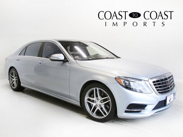 2014 Mercedes-Benz S-Class in Indianapolis, IN