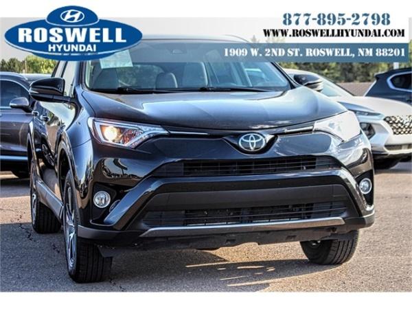 2018 Toyota RAV4 in Roswell, NM