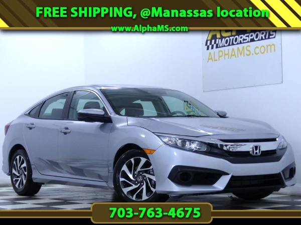 2017 Honda Civic in Manassas, VA
