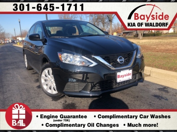 2019 Nissan Sentra in Waldorf, MD