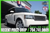 2010 Land Rover Range Rover  for Sale in Huntersville, NC