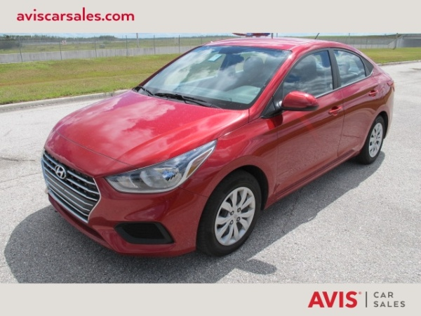 2019 Hyundai Accent in Pittsburgh, PA