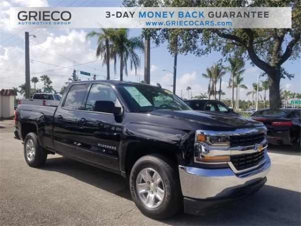 2019 Chevrolet Silverado 1500 LD in Delray Beach, FL