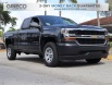 2019 Chevrolet Silverado 1500 LD Work Truck Double Cab Standard Box 2WD for Sale in Delray Beach, FL