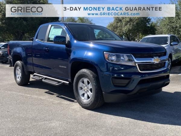 2020 Chevrolet Colorado in Delray Beach, FL
