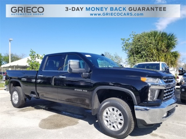 2020 Chevrolet Silverado 2500HD in Delray Beach, FL