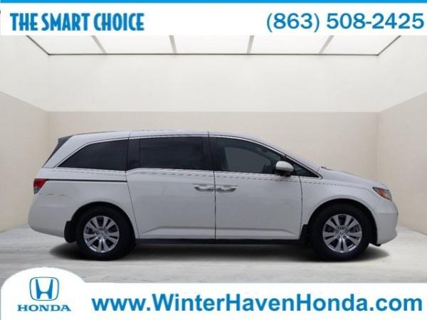 2017 Honda Odyssey in Winter Haven, FL