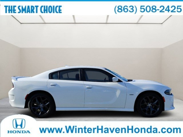 Winter Haven Dodge >> 2019 Dodge Charger R T Rwd For Sale In Winter Haven Fl