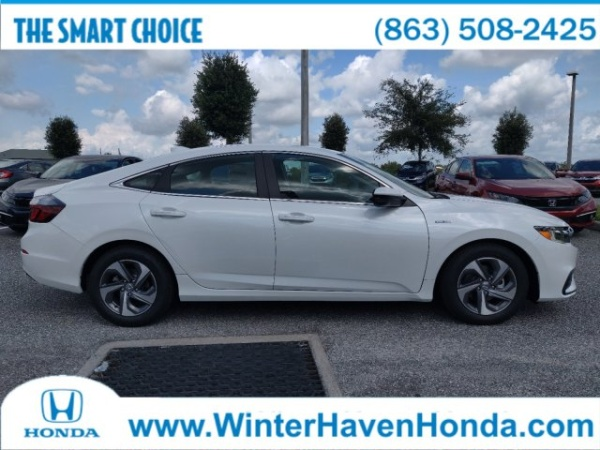 2020 Honda Insight in Winter Haven, FL
