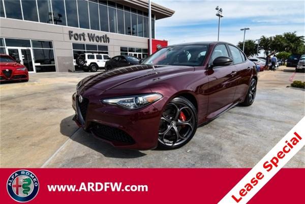2019 Alfa Romeo Giulia in Fort Worth, TX