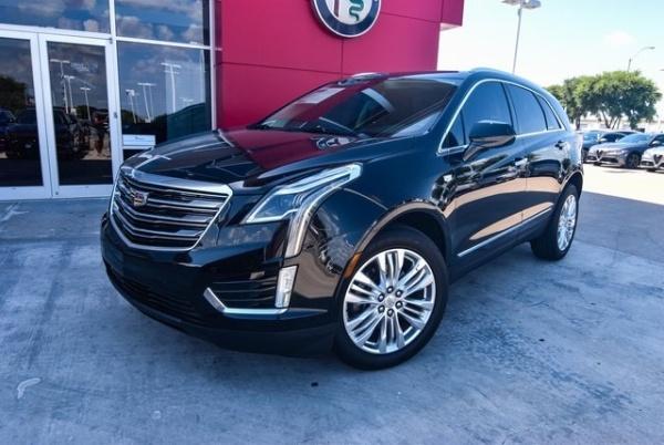 2017 Cadillac XT5 in Fort Worth, TX