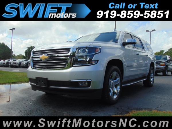 2015 Chevrolet Suburban in Raleigh, NC