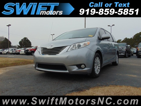 2013 Toyota Sienna in Raleigh, NC