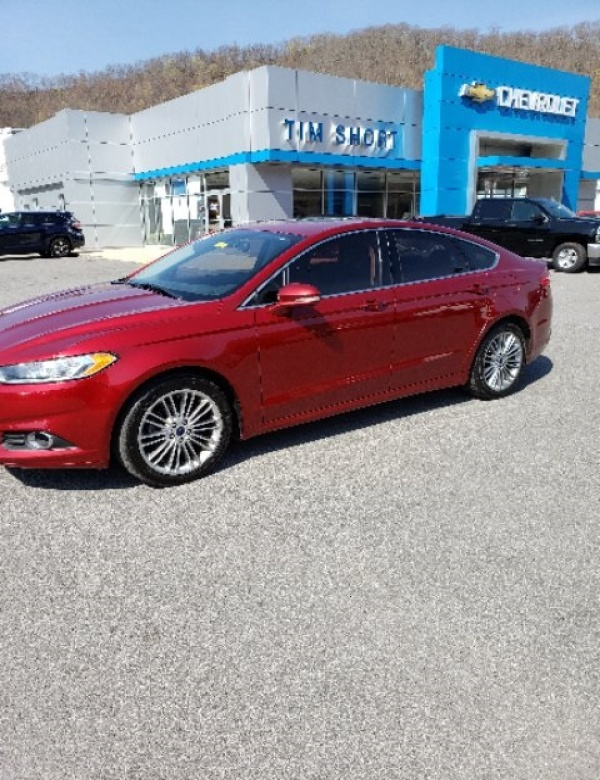 2014 Ford Fusion in Pikeville, KY