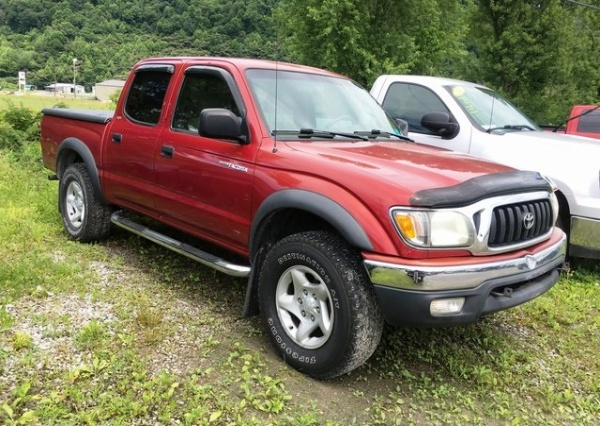 used toyota tacoma for sale in charleston wv u s news world report. Black Bedroom Furniture Sets. Home Design Ideas