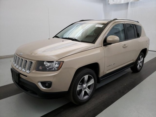 2017 Jeep Compass in Pikeville, KY
