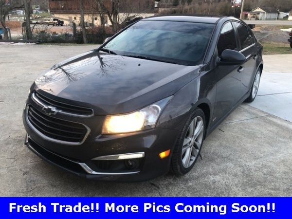 2015 Chevrolet Cruze in Pikeville, KY