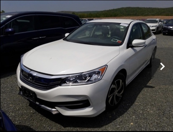2017 Honda Accord in Pikeville, KY