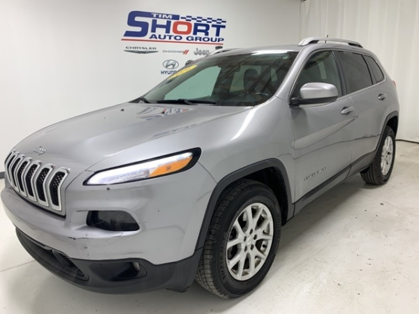 2016 Jeep Cherokee in Pikeville, KY