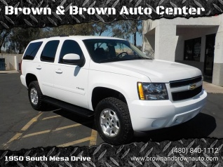 2008 Chevrolet Tahoe Ls 4wd For In Mesa Az