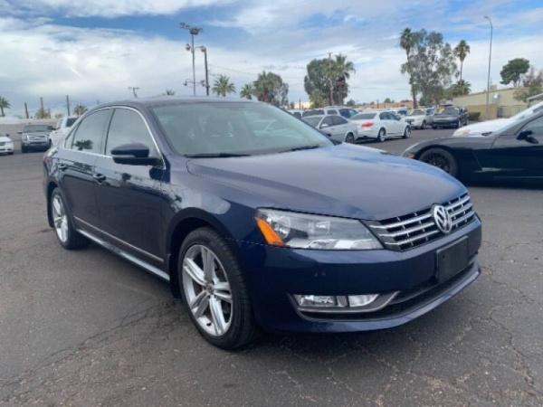 2013 Volkswagen Passat in Mesa, AZ