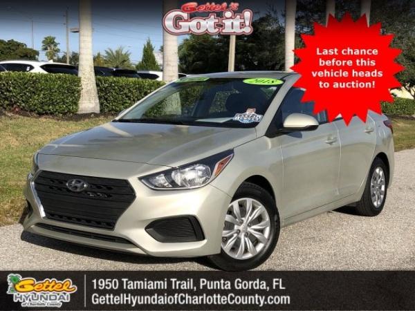 2018 Hyundai Accent in Punta Gorda, FL