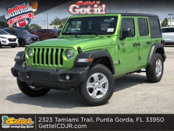 2020 Jeep Wrangler in Punta Gorda, FL