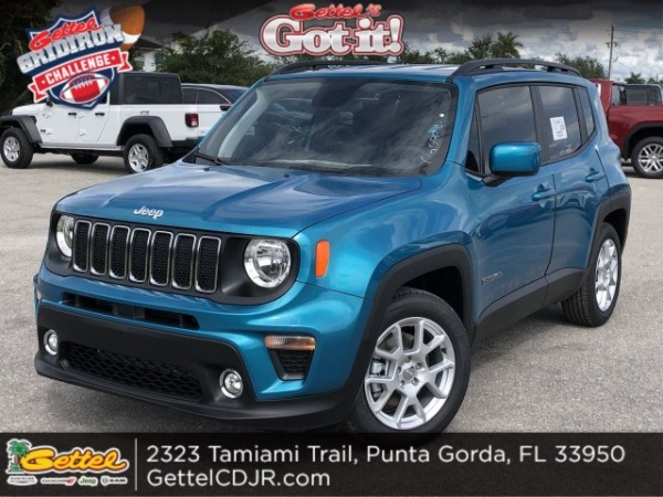 2019 Jeep Renegade in Punta Gorda, FL