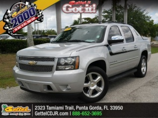 2017 Chevrolet Avalanche 1500 Ltz 2wd For In Punta Gorda Fl