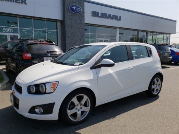 2015 chevrolet sonic prices reviews and pictures u s news