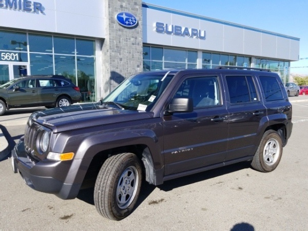 utility used in owned patriot inventory oak fwd certified jeep pre sport
