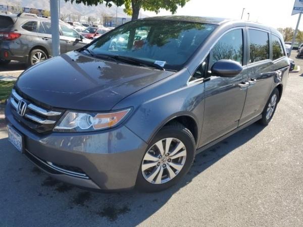 2015 Honda Odyssey in Fremont, CA