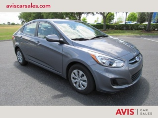 Delightful Used 2017 Hyundai Accent SE Sedan Automatic For Sale In North Little Rock,  AR