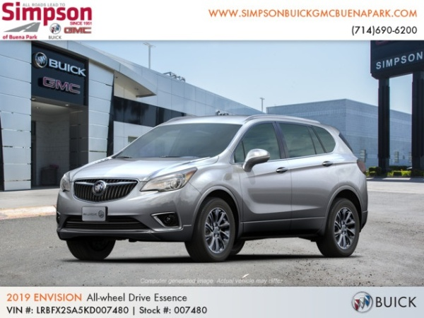 2019 Buick Envision