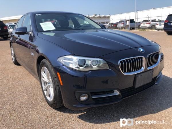 2016 BMW 5 Series in Corpus Christi, TX