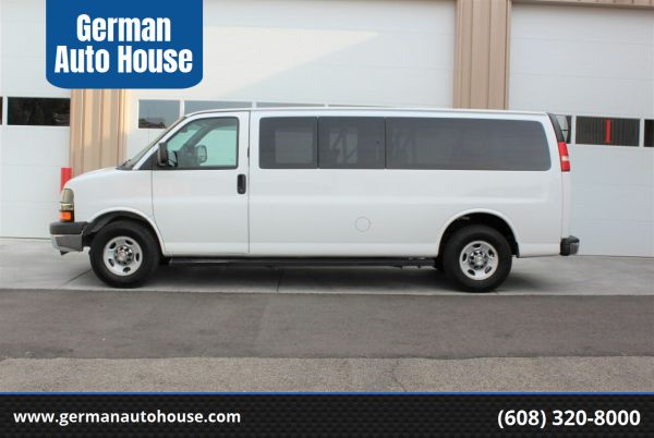 2012 Chevrolet Express Passenger in Fitchburg, WI
