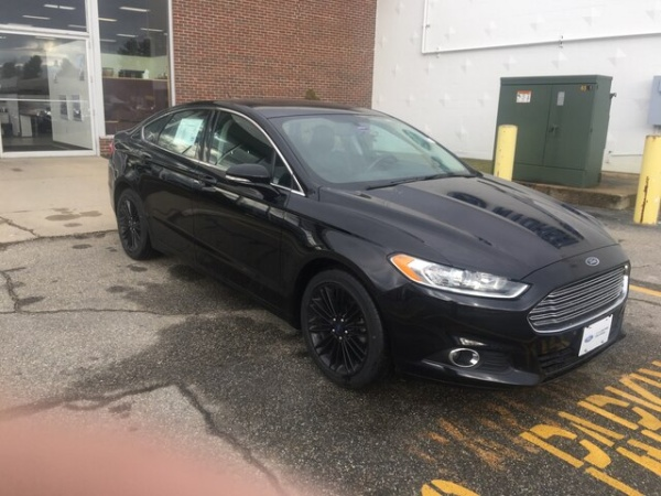 2016 Ford Fusion in Auburn, ME
